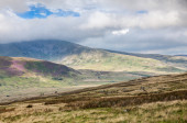 Welsh mountains — Stock Photo
