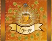 Coffee . menu — Stock Vector