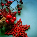 Christmas vintage background. — Stock Photo #59944259
