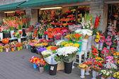 Flower shops — Stock Photo