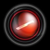 Нож Векторный icon — Cтоковый вектор