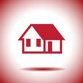 House vector icon — Stock Vector