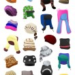 ������, ������: Womens fur hats