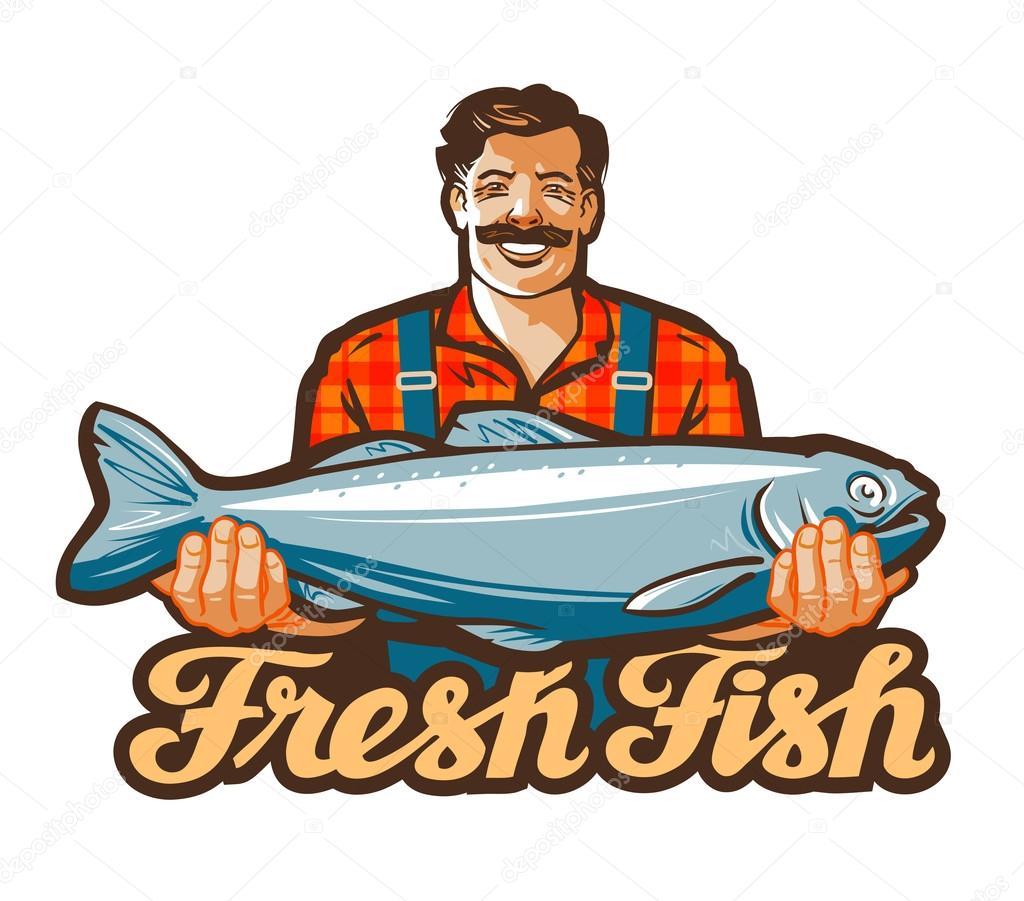 94 картинка с рыбаком