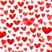Heart. Vector format — Vector de stock