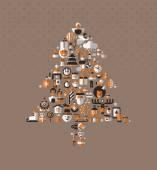 Christmas. Vector format — Stock Vector