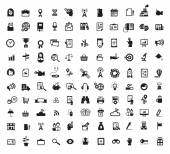 Icons. Vector format.jpg — Stock Vector