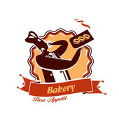 Bakery. Vector format — ストックベクタ