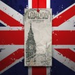Big Ben Tower. London Landmark. Vector Hand-drawn Sketch Illustration — Stock Vector #57360329