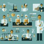 Постер, плакат: Medical Infographics