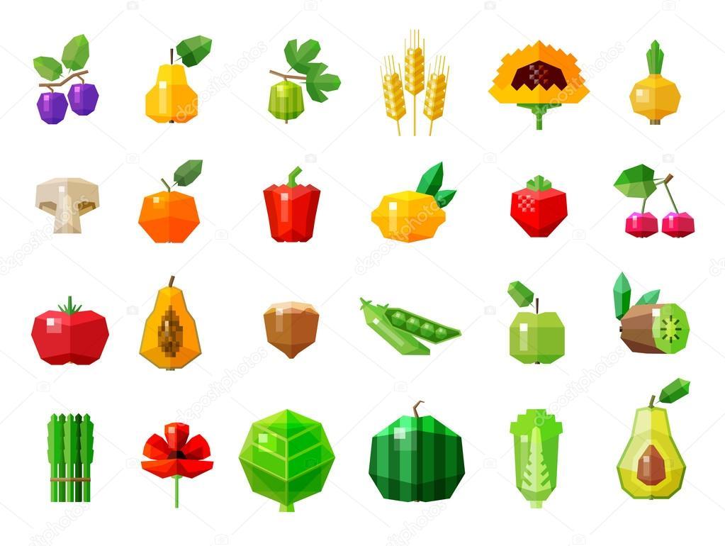创意插画手绘食物彩色