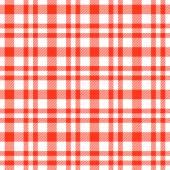 Colored checkered seamless background — Stok Vektör