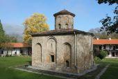 Zemen monastery — 图库照片