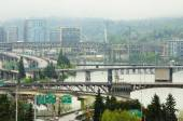 Downtown Portland — Stock Photo