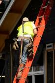 Ladder Work — Stock Photo