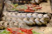 Praça de alimentação — Foto Stock