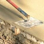 Marciapiede di cemento — Foto Stock #67679533