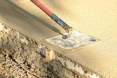 Concrete Sidewalk — Stockfoto