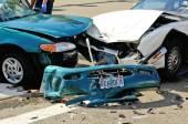 Car Wreck — Stock Photo
