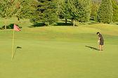 Go Golfing — Foto Stock