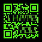 QR code — Stock Vector