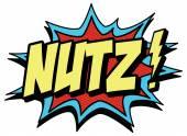 Nutz ! -bulle pop art. — Vecteur