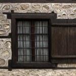 Old window — Stock Photo #52802557