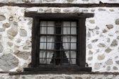 旧的窗口 — 图库照片