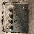 Vintage intercom — Stock Photo #70136843