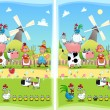Spot the differences. — Stock Vector #57507075