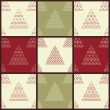 Christmas vector seamless patterns — Stock Vector #59324681