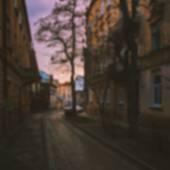 Vector Blurred Background — Stock Vector