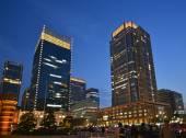Marunouchi district in Tokyo — Stock Photo