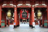 Hozomon Gates in Japan — Stock Photo