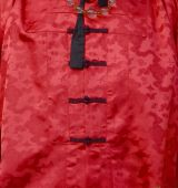 Uniform of Korean guardian — Stock Photo
