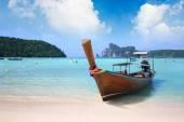 Concept travel Tropical beach, Thailand — Stock Photo
