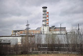 Chernobyl nuclear power station — Stock Photo