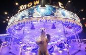 Hydepark's Winter Wonderland, London — Stock Photo