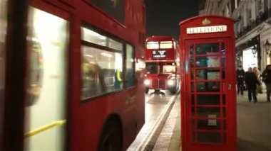 Heritage Routemaster Bus — Stock Video