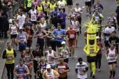 2015, London Marathon — Zdjęcie stockowe