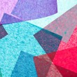 Multicolor paper squares abstract background — Stock Photo #65356425