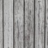 Деревянная стена с белой краской — Стоковое фото