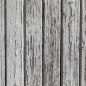 Wooden wall with white paint — Stock Photo