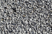 Gravel as background or texture — Stock Photo
