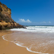 Beach near Lagos, Algarve, Portugal — Stock Photo #53760975