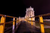 Torre de belem, lisbona, portogallo — Foto Stock