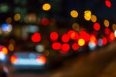 Street trafic lights as background — Stock Photo