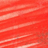 Red paint on the wall — Stock Photo