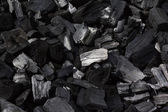 Coal background — Stock Photo