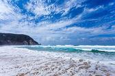 Playa de Castelejo, portugal — Foto de Stock